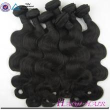 Alibaba Express En Gros Péruvienne Cheveux Humains Vierge Cheveux Bundles Pas Cher Brésilienne Cheveux Tissage
