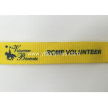 Customized Silk-Screened Printed Polyester Lanyards