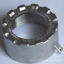 Коннектор для литья под давлением OEM с механической обработкой