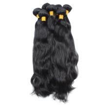 Brasilianischer 100% reiner menschlicher natürlicher Haargroßverkauf