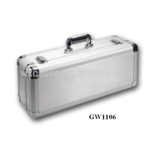 new arrival!!!strong&portable aluminum eminent suitcase from China factory hot sales