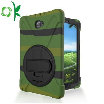 Tablet Silicone Defender Case Dengan Hand Grip Stand