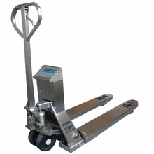Stainless Steel Pallet Jack Scale