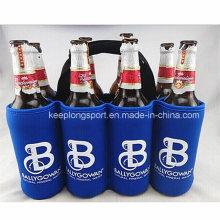 Bolsa de refrigerador personalizado de cerveza neopreno personalizado