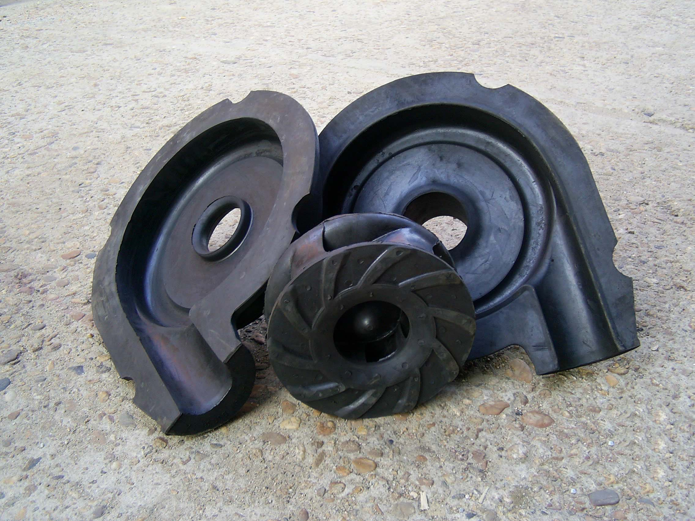 Impeller&Liner