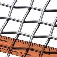 Mesh en acier inoxydable / maillage fil métallique