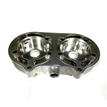 Piezas de repuesto de motocicleta de aluminio de mecanizado CNC de alta precisión