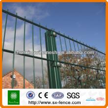 Double Wire Panel Zaun