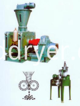 Micronutrient fertilizers making machine