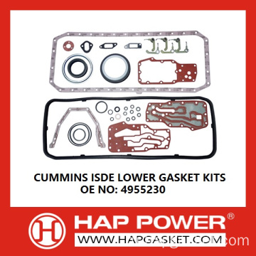 CUMMINS ISDE LOWER GASKET KITS 4955230