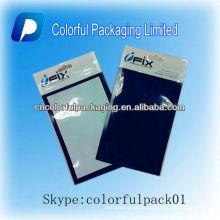Alta qualidade promoção plástico acessórios do telefone ziplock sacos de embalagem