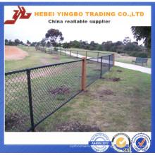 Clôture de sécurité de barrière de lien de chaîne de sécurité industrielle avec la qualité