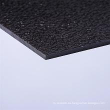 Hoja de policarbonato Hoja de acrílico Hoja sólida Hoja compacta Fabricante