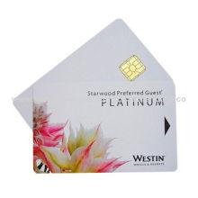 Sle2542 Зашифрованная контактная карточка IC