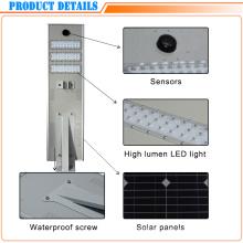 Éclairage routier intégré solaire économiseur d'énergie de la puissance élevée 60W LED