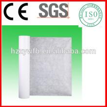 En hoja de cama no tejida Spunbonded disponible al por mayor del rollo