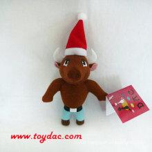 Plush Bull Plush Promotion Toy