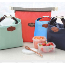 New Arrival Portable Cute Insulated Lunch Bag (54047)