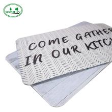 100% PVC Anti-Fatigue Kitchen Floor Mats