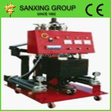 Heat Preservation Water Proof Pu Foam painting Machine