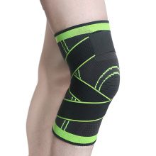 Wholesale Sports Compression Knitted Knee Support Knee Pads