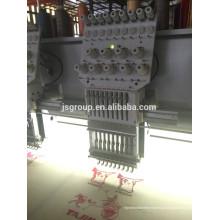 JINSHENG 9 cores máquina de bordar do computador de 18 cabeças