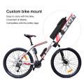 Подготовить мини-велосипед надувной шины для выбора всадника