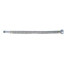 J8011 Fil en aluminium ou en acier inoxydable tricoté / tressé; EPDM ou PEX tube intérieur