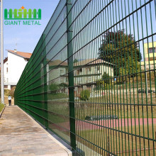 Best Jualan PVC Painted Double Wide Mesh Wire