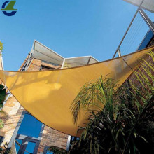 Beautiful outdoor awings of polyester tarps fabaric