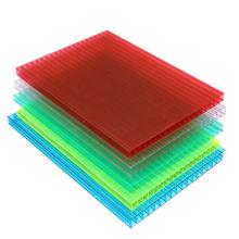 anti-uv pc material polycarbonate hollow sheet swimming pool