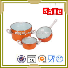 4 pcs castamel cookware saucepan fry pan