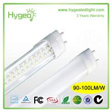 UL listed 2ft 60cm 9w T8 led tube light with Epistar LEDs