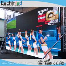 Mietgebrauch P6.25 LED-Videowand LED-Bildschirm im Freien