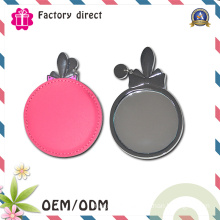 Oval Hand Carved New Model Make up Mirror