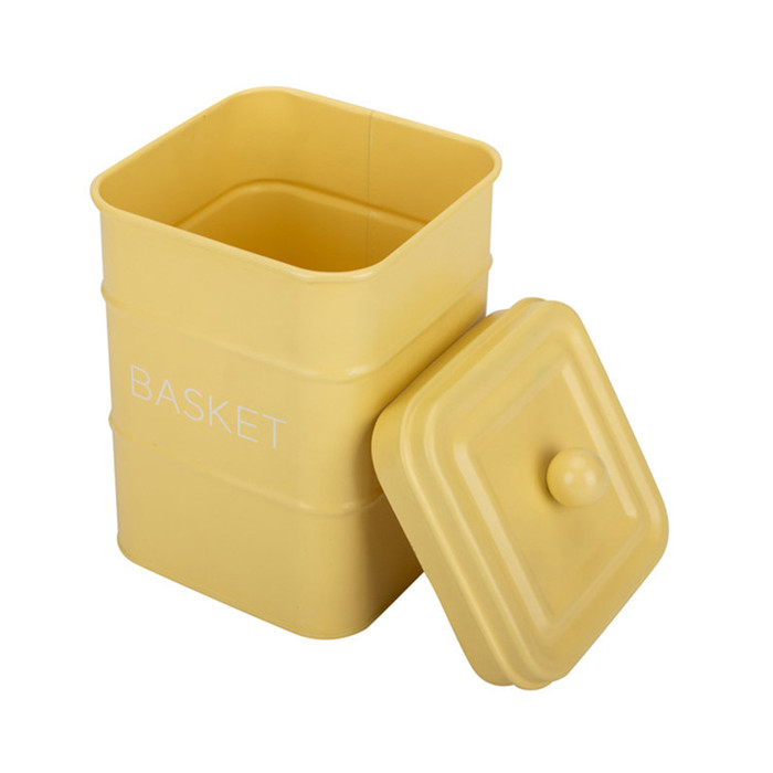 Set 3 Metal Canister