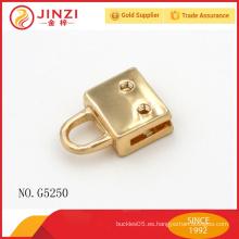 Los productos de hardware de metal de China hacen el hardware del monedero para las piezas del monedero de la manera