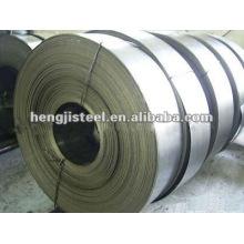 Tiras de aço laminadas a frio