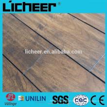 indoor Laminate flooring manufacturers in china indoor imitated wood floor /easy click laminate flooring