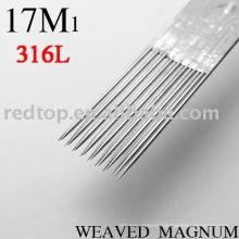 17 Magnum Pre-made Sterilized Tattoo Needle
