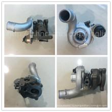 Турбокомпрессор Gt1549s 738123-5004 для двигателя Renault Megane F9q