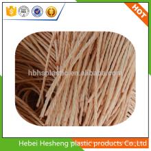 Cuerda de alta calidad de PP / PE directamente de la fábrica usada para el bolso del envase