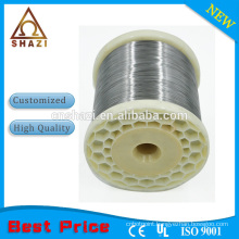 Alloy element alloy resistance wire heating cable