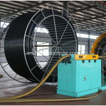 Tube Composite Braided UHMWPE