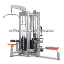 Горячая продажа станция 4 трейнер оборудование Multi машина гимнастики