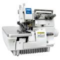 DT 700-3-16S 1 Nadel 3 Faden Flachbett schmaler Rand industrielle Overlock Nähmaschine