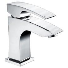 Grifo de lavabo de latón con grifería monomando de zinc