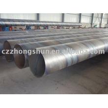X52 / X60 API 5L Gr.B Спиральные стальные трубы / SSAW
