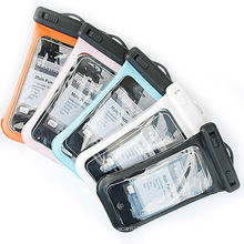 New Fashion Diving PVC Waterproof Cases para telemóveis (YKY7203-2)