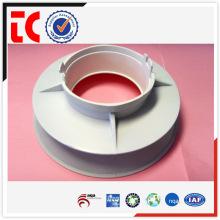Os produtos chineses quentes os mais vendidos conduziram a caixa vazia da lâmpada / a meia lâmpada redonda / a carcaça conduzida die casting do alumínio